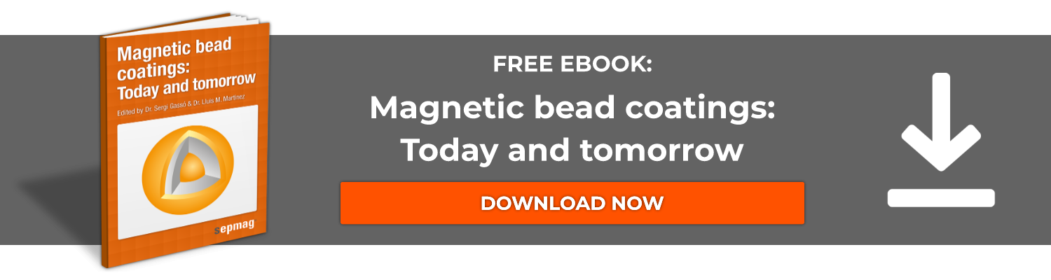 Free guide: Magnetic bead coatings: Today and Tomorrow
