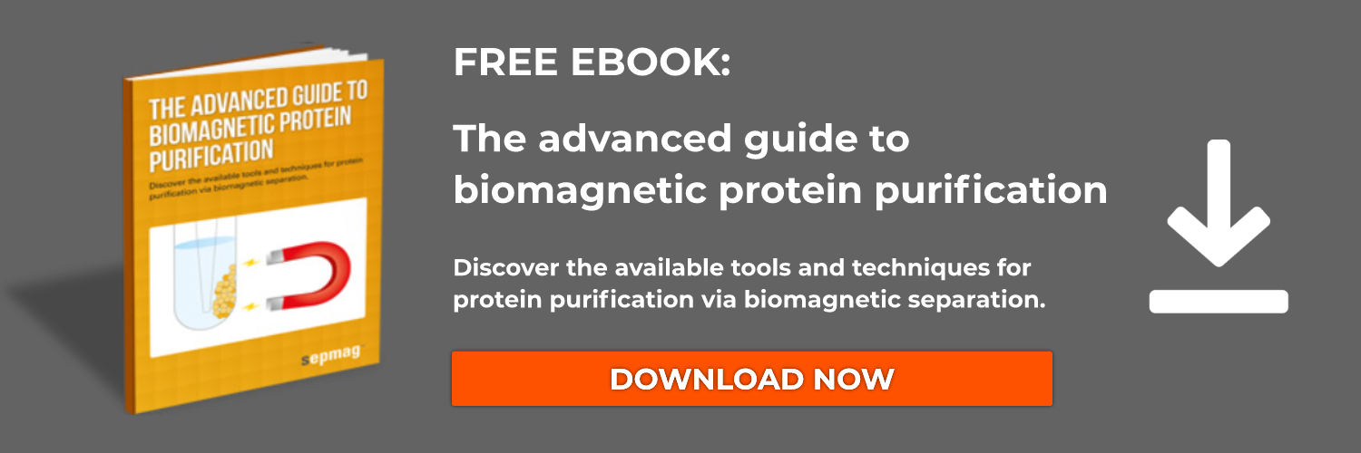 Download free ebook: Advanced Guide to Biomagnetic Protein Purification
