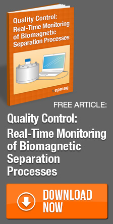 Free guide: Real-time monitoring of biomagnetic separation processes