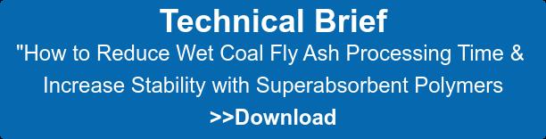 SAP Wet Coal Ash Processing Time