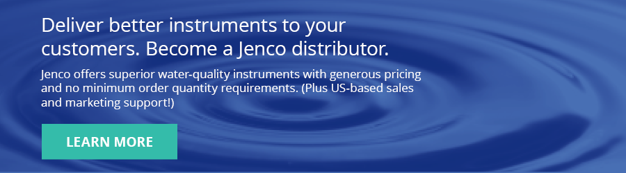 Deliver better instruments to your customers. Become a Jenco distributor.