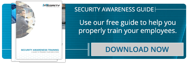 Download Our Security Awareness Guide