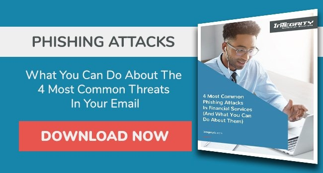 4 most common phishing attacks and what you can do about them