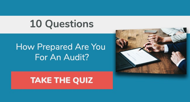 How prepared is your bank or credit union for an audit?