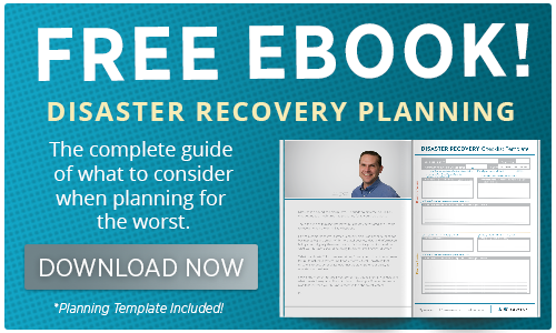 Free Disaster Recovery eBook.
