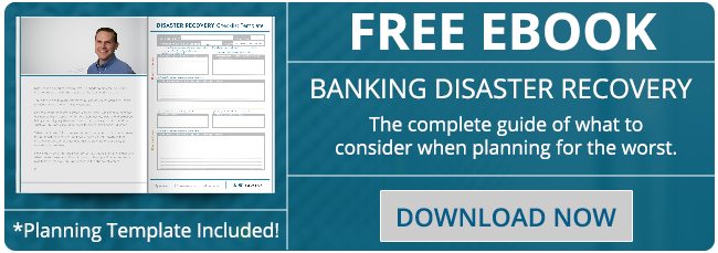Free Banking Disaster Recovery eBook