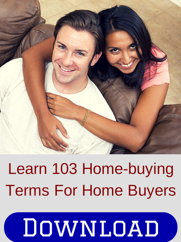 103 home-buying terms for home buyers