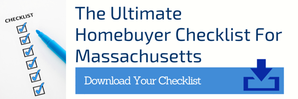 The Ultimate Massachusetts First-time Homebuyer Checklist