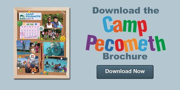 Download the Camp Pecometh Brochure