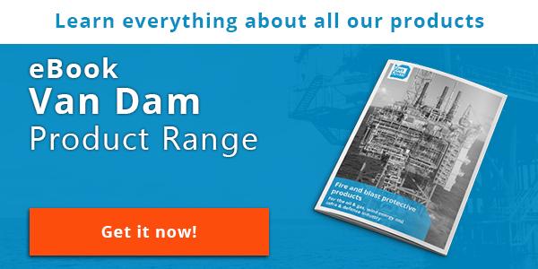 Van Dam's Product Range