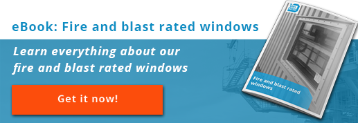 eBook Fire and blast rated windows