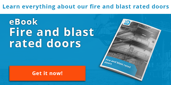 eBook Fire and blast rated doors