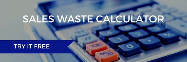 Sales Waste Calculator