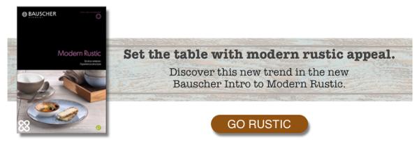 Bauscher Intro to Modern Rustic
