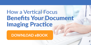 document imaging verticals
