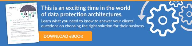 Next Gen Data Protection Architecture
