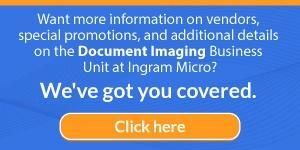 Document Imaging Business Unit | Ingram Micro