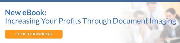 increase profits through document imaging