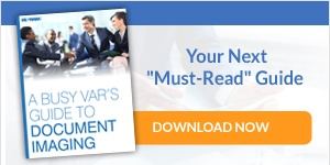 VARs guide to document imaging