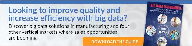 5 Verticals In Need of Big Data