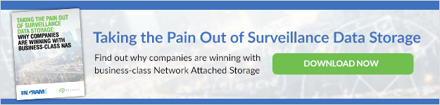 Find out why companies are winning with business-class Network Attached Storage