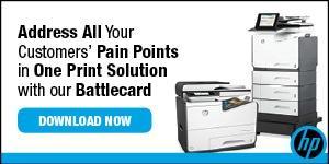HP Print Battlecard