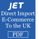 Shipping e-commerce to the UK
