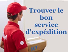 Services de livraison internationale spécialisés
