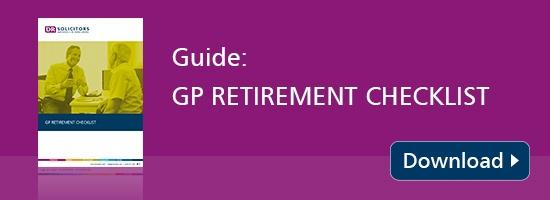 Download DR Solicitors Retirement Checklist