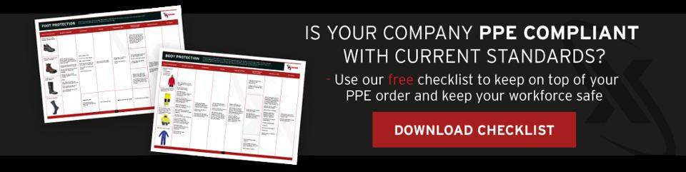 PPE Checklist CTA Slim