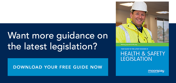 DOWNLOAD YOUR FREE H&S LEGISLATION GUIDE
