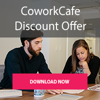 CoworkCafe Discount Offer - Download Now
