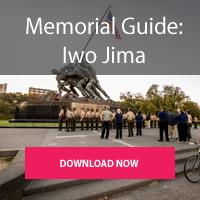 Download the Memorial Guide for Iwo Jima