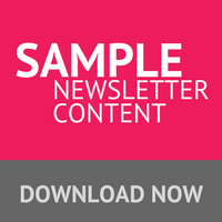 Download sample newsletter content for your property