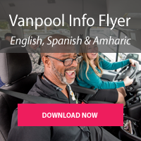 Download the Vanpool Informational Flyer