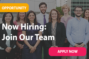 Now Hiring: Join Our Team