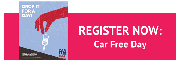 Register for Car Free Day