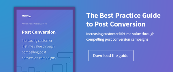 Download the Best Practice Guide to Post Conversion