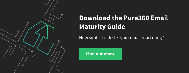 Download the Pure360 Guide to the Email Maturity Model