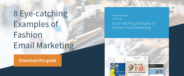 Download 8 Eye-catching Examples of Fashion Email Marketing