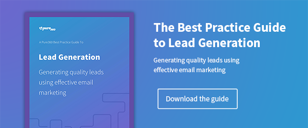 Download the Best Practice Guide to Lead Generation