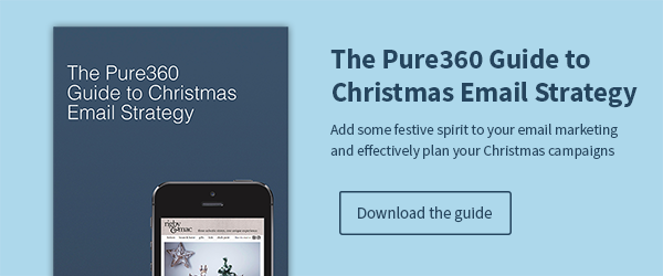 Download the Pure360 Guide to Christmas Email Strategy