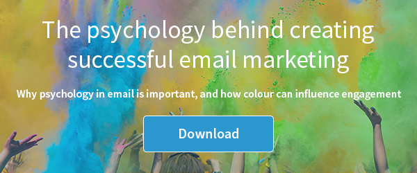 Download the Psychology behind creating successful email marketing