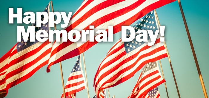 Memorial Day is a time to celebrate!! Enjoy it and use it as an opportunity to Share.