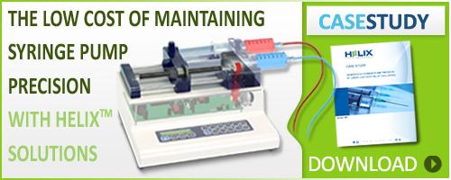 Free Case Study - Syringe Pump Case Study