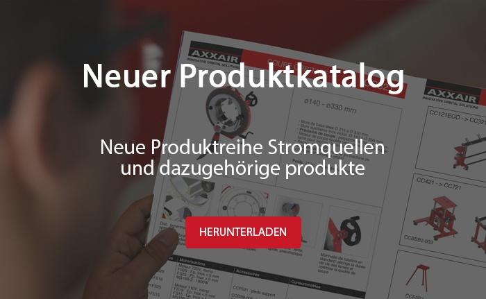 Neue Produktreihe Stromquellen  und dazugehörige produkte