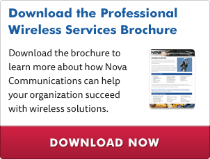 Download the Professional Wireless Services Brochure