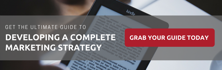 Ebook Developing a Complete Marketing Strategy