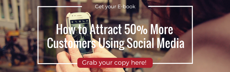 How to Attract 50% More Customers Using Social Media