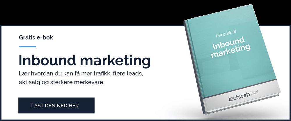 Ebok: Inbound marketing